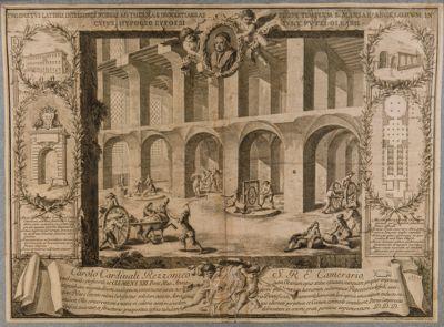 Chiesa di S. Maria degli Angeli, prospetto