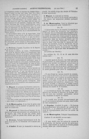Tome 24 : Du 10 mars au 12 avril 1791 - page 15
