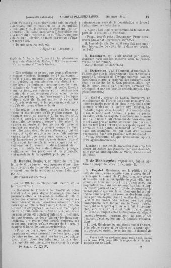 Tome 24 : Du 10 mars au 12 avril 1791 - page 17