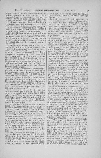 Tome 24 : Du 10 mars au 12 avril 1791 - page 19