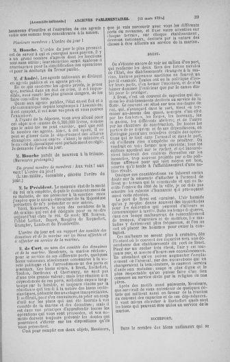 Tome 24 : Du 10 mars au 12 avril 1791 - page 39