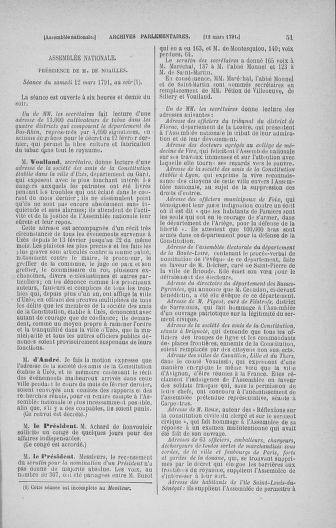 Tome 24 : Du 10 mars au 12 avril 1791 - page 51