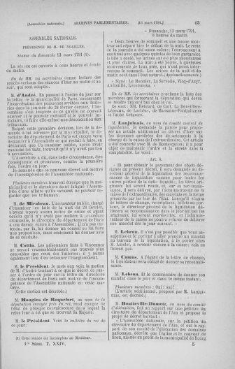 Tome 24 : Du 10 mars au 12 avril 1791 - page 65