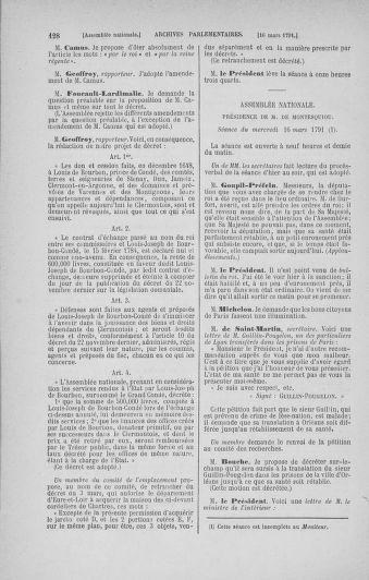 Tome 24 : Du 10 mars au 12 avril 1791 - page 128