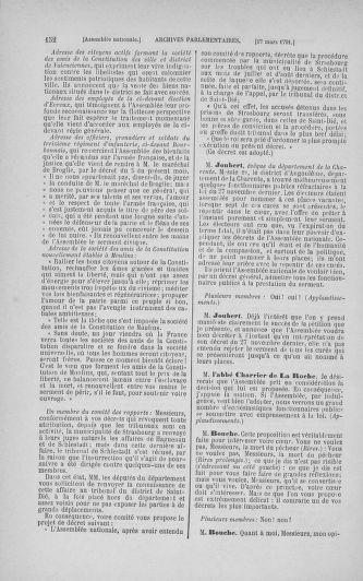 Tome 24 : Du 10 mars au 12 avril 1791 - page 152