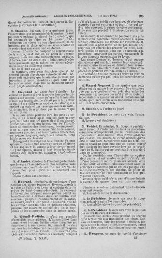Tome 24 : Du 10 mars au 12 avril 1791 - page 193