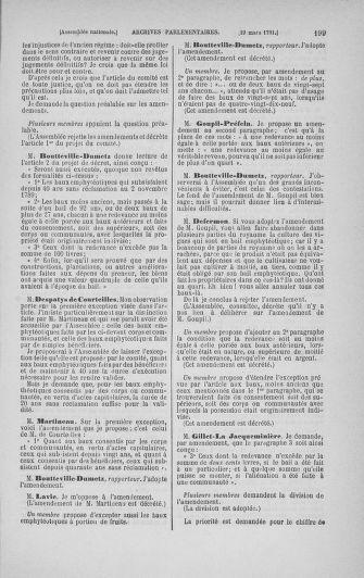 Tome 24 : Du 10 mars au 12 avril 1791 - page 199