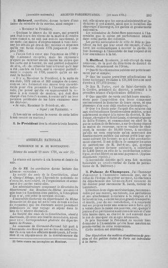 Tome 24 : Du 10 mars au 12 avril 1791 - page 203