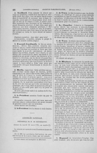 Tome 24 : Du 10 mars au 12 avril 1791 - page 256
