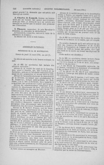 Tome 24 : Du 10 mars au 12 avril 1791 - page 340