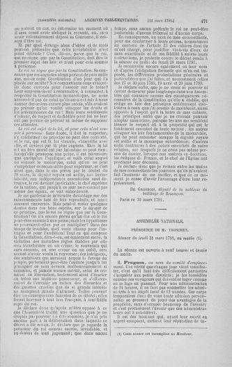 Tome 24 : Du 10 mars au 12 avril 1791 - page 471