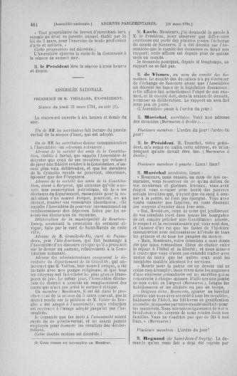 Tome 24 : Du 10 mars au 12 avril 1791 - page 484