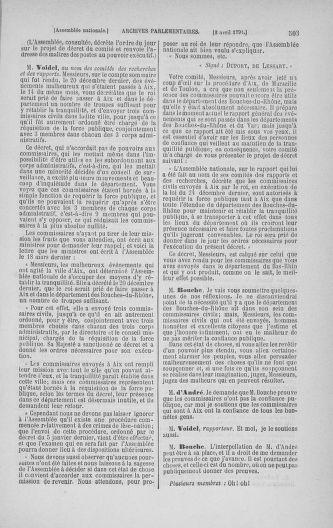 Tome 24 : Du 10 mars au 12 avril 1791 - page 503