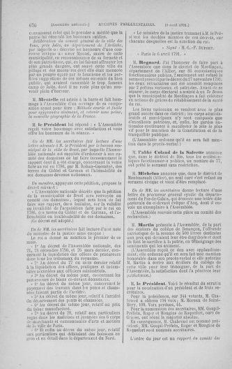 Tome 24 : Du 10 mars au 12 avril 1791 - page 676