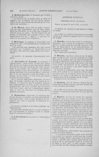 Tome 24 : Du 10 mars au 12 avril 1791 - page 694