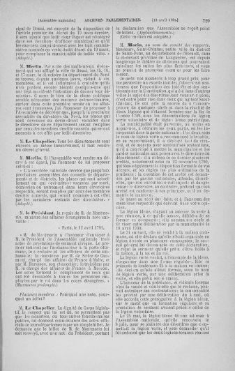 Tome 24 : Du 10 mars au 12 avril 1791 - page 729