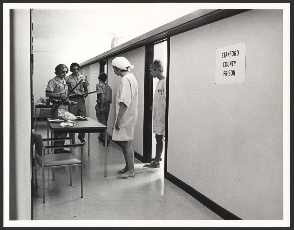an analysis of the stanford prison experiment Being a simulation, the stanford prison experiment requires an outside observer who must be independent of the situation to maintain objectivity and impartiality of observation and analysis the experiment is deficient of conventional scientific controls as zimbardo himself was a major element in the experiment.