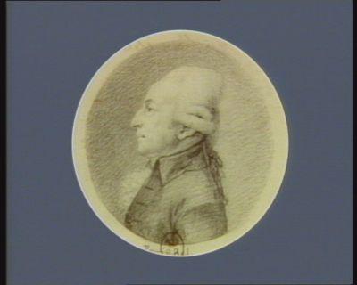 M. Dubois né en aoust 1742 procureur du Roy et maire de la ville de Chatellerault député à l'Assemblée nationale de [ ?] : [dessin]