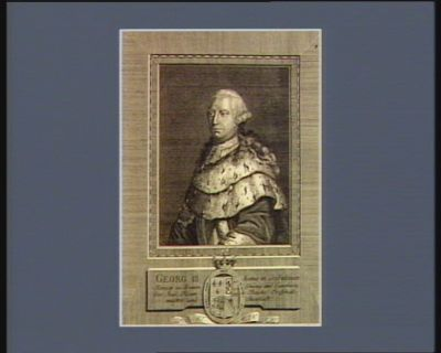 Georg III Koenig in Grosbritanien Herzog zu Braunschweig und Luneburg, des Heil. Roem Reichs Erzschatzmeister und Churfürst : [estampe]