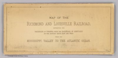 Appomattox river from city point to petersburg virginia map of the richmond and louisville rr connecting the railroa 1882 online sciox Image collections