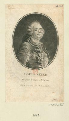 Louis seize premier citoyen actif... : [estampe]