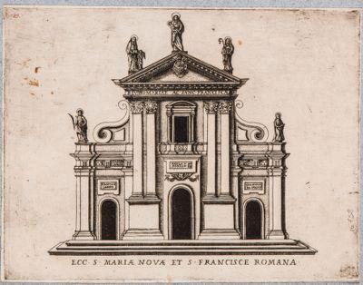 Chiesa di Santa Maria Nuova, facciata