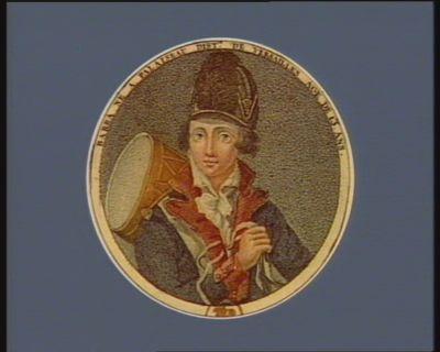 Barra né à Palaiseau dist. de Versailles agé de 13 ans [estampe]