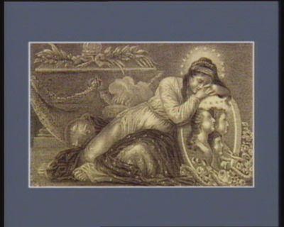Infaudam jubes renovare dolorem (Virg.) dédié a Monsieur Augu..., de Lavoy... de la Doman... (Vendée) : [estampe]