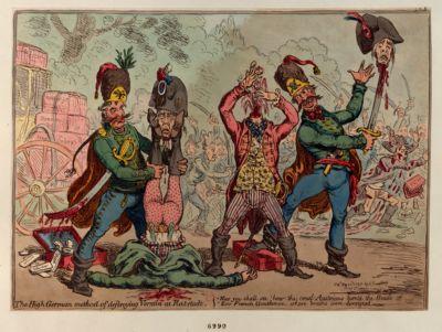 The  High German method of destroying vermin at Rat-Stadt [estampe]