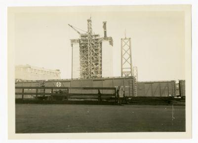 20. Tower 1, SF anchorage November 1934