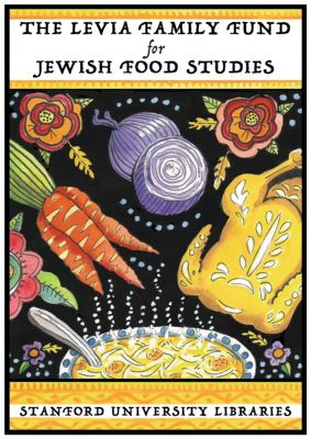 The Levia Family Fund for Jewish Food Studies
