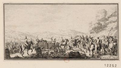 [Funérailles du <em>général</em> <em>Marceau</em>] [estampe]