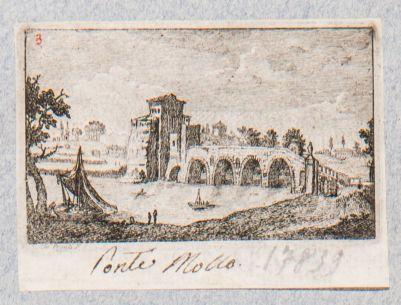 Ponte Milvio, veduta generale