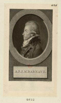 A.P.J.M. Barnave [estampe]