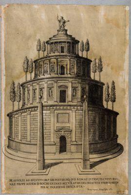 Mausolei ab Augusto Imp