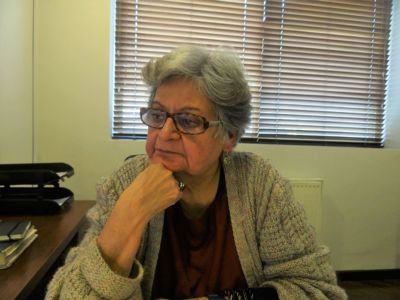Oral history with Salima Hashmi, 2016 January 18