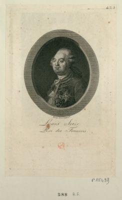 Louis seize Roi des Francois [estampe]