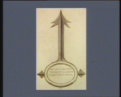Copie exact des infames poignards dont etoient armés ceux qui furent arrêtée par lagarde nationale le 28 fev. 1791 [estampe]
