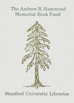 Andrew B. Hammond Memorial Book Fund