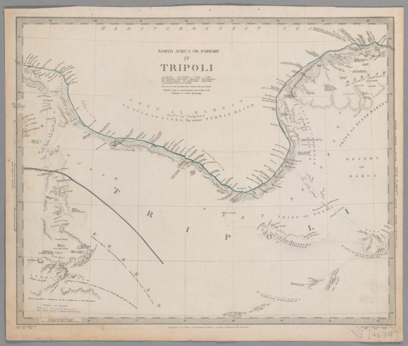 North Africa or Barbary IV: Tripoli
