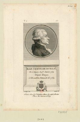 M. le comte de Ruillé né à Angers le p.er janvier 1739 député d'Anjou à l'Assemblée nationale de 1789 : [estampe]