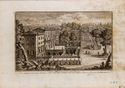 Villa Ludovisi. Casino