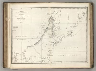 Chart of the Discoveries made in 1787, in the Seas of China and Tartary by the             Boussole and Astrolabe from their leaving Manilla and Arriving in Kamtschatka, Sheet II             Published as the Act directs Novr. 1st 1798, by G.G. & J. Robinson, Paternoster Row             London. Neele sculpt. Strand. No. 46.