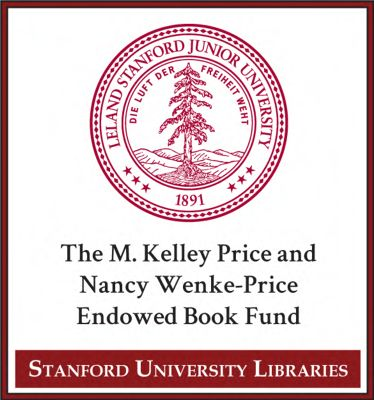 The M. Kelley Price and Nancy Wenke-Price Endowed Book Fund