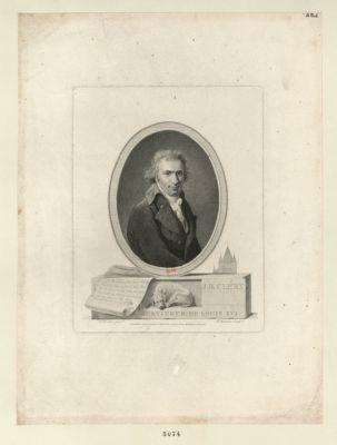 J.B. Cléry de.er serviteur de Louis XVI : [estampe]