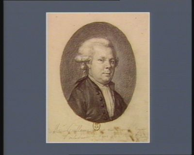 M.r Guillaume avocat aux Conseils, Deputé de la Prévôté de <em>Paris</em>, né a <em>Paris</em> le 22 janvier 1750 : [dessin]