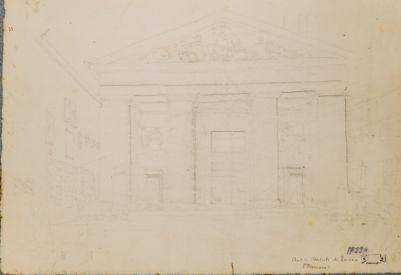 Campidoglio. Antico Istituto Prussiano