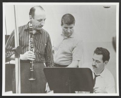 Bob Helm, Turk Murphy and Bill Stanley