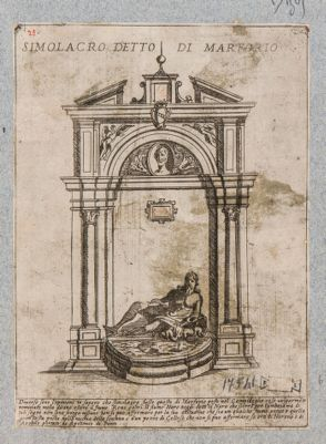 Fontana di Marforio