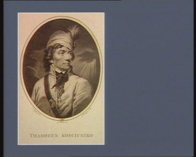Thaddeus Kosciuszko [estampe]